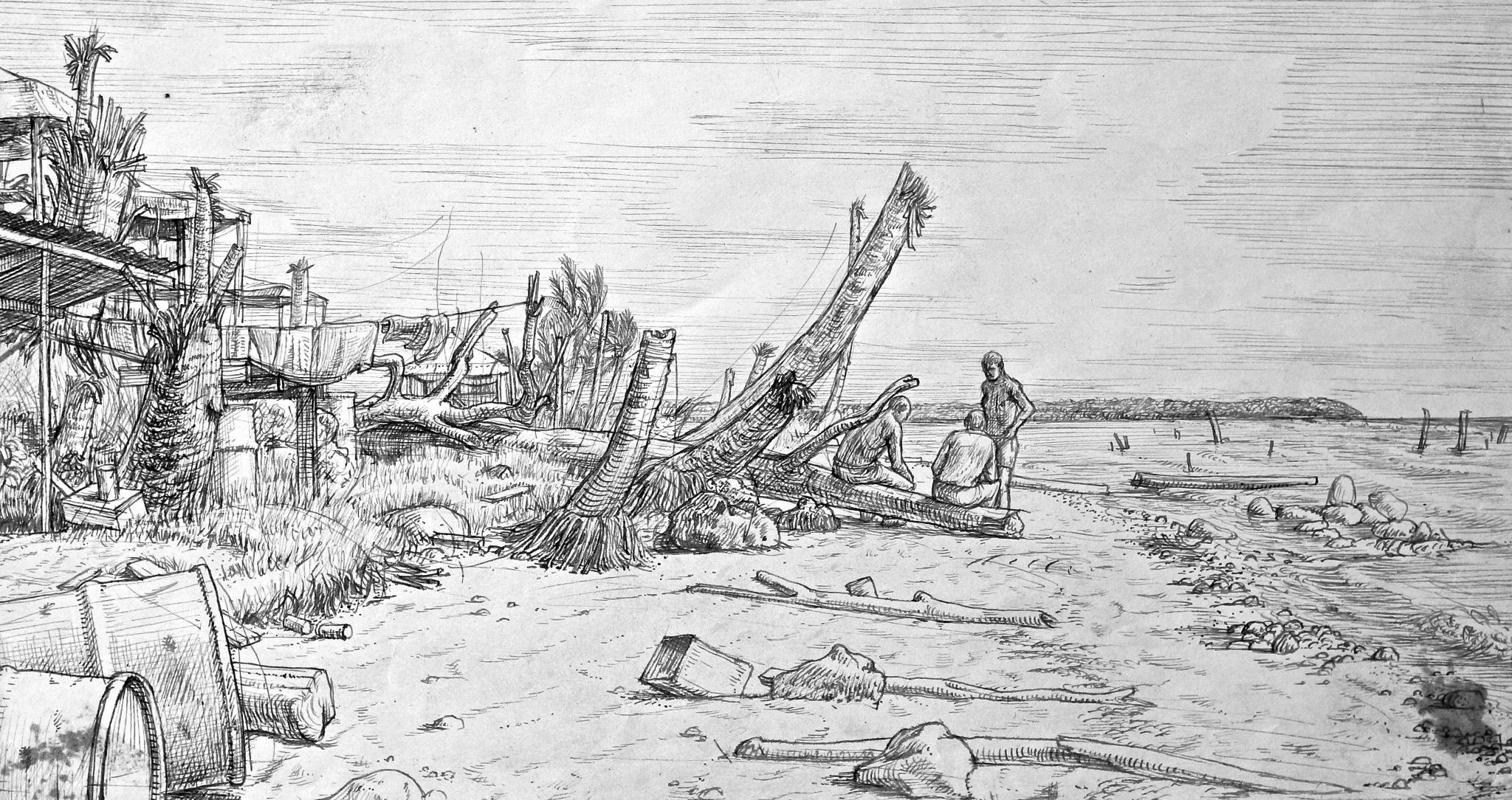 World War Ii Drawings Vincent Smarkusz